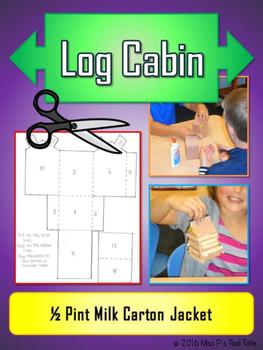 Log Cabin Model: Milk Carton Jacket