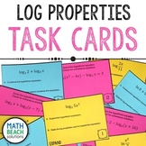 Log Properties Task Card Activity