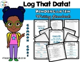 Log Your Data! Writing Standards Checklist (kindergarten)