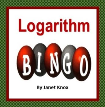 Logarithm BINGO