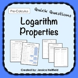 Log Properties Activity: Fix Common Mistakes!