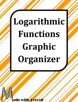Logarithmic Functions Graphic Organizer