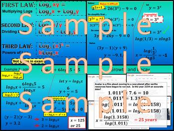 Logarithms - Chapter 4 - International Baccalaureate - Standard Level