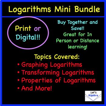 Logarithms Mini-Mini Bundle