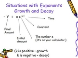 Logarithms Solving with the Natural Log (PP)