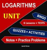 Logarithms: The Complete Unit