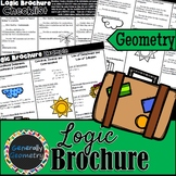 Logic Brochure; Geometry: Conjunctions, Disjunctions, Conditionals, Reasoning...