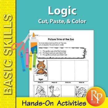 Logic: Cut, Paste, & Color
