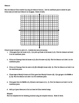 Logic, Distance, Midpoint, Slope Review