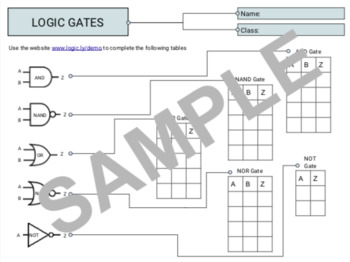 Logic Gates Intro