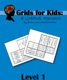 Logic Grids for Kids:  Level 1