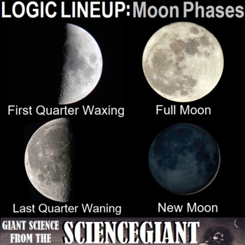 Logic LineUp: Phases of the Moon