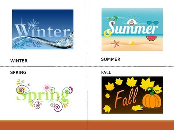 Logic LineUp Powerpoint: Seasons and Solstices