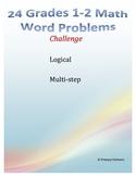 Logic Math Word Problems