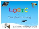 Logic & Problem Solving Unit