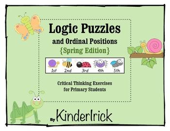 Logic Problems {Spring Edition}