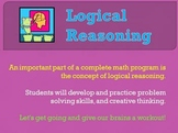 Logic Problems and Reasoning Word Problems