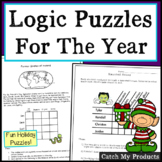 Logic Puzzles to Last the Year (Holiday Logic)