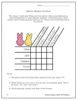 Logic Puzzles to Last the Year Holiday Logic