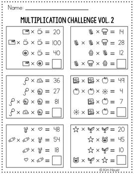 Math Logic Puzzles MEGA BUNDLE Addition, Subtraction, Multiplication, Division