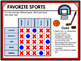 Logic Puzzle Brain Teasers with Grids - Paperless Digital Activity - Set THREE