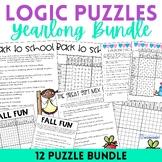 Logic Puzzle Bundle