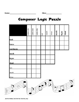 Logic Puzzle Bundle-Easy