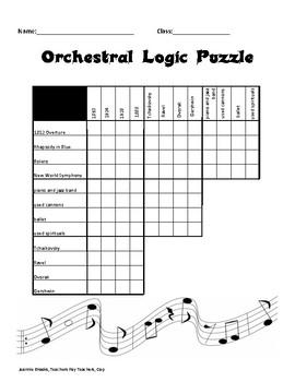 Logic Puzzle Bundle-Easy