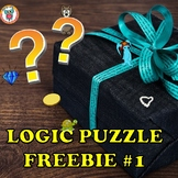 Mystery Logic Puzzle Freebie #1