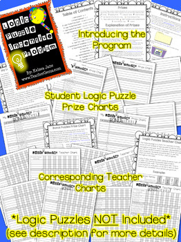 Logic Puzzle Incentive Program