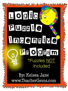 Logic Puzzle Incentive Program