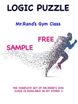 Logic Puzzle- Mr.Rand's gym class