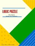 Países y Sentimientos Spanish Introductions Logic Puzzle