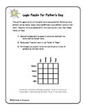 Logic Puzzle for Father's Day