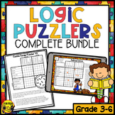 Logic Puzzles   Holiday Bundle