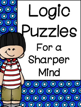 Logic Puzzles: Think Critically