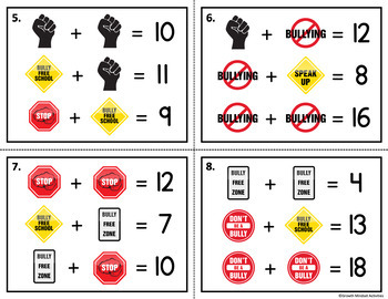 Distance Learning  Logic Puzzles | Anti Bullying Activities