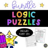 Logic Puzzles *GROWING BUNDLE*