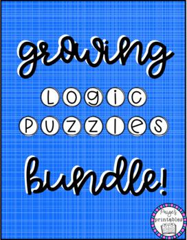 Logic Puzzles GROWING BUNDLE