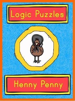 Logic Puzzles  Henny Penny