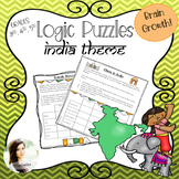 Logic Puzzles: India Theme!