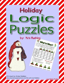 Logic Puzzles-Inference