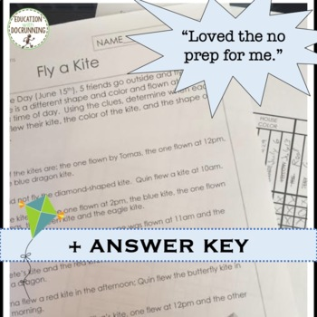 Logic Puzzles for Summer