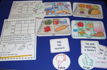 Logic Puzzles Lunch Box Lunchbox Food Centers Activities Brain Teasers