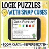 Logic Puzzles BOOM Cards Distance Learning