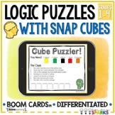 Logic Puzzles BOOM Cards