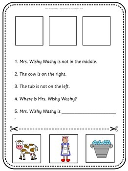 Logic Puzzles  Mrs. Wishy Washy