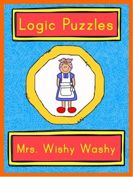 Logic Puzzles  Mrs. Wishy Washy