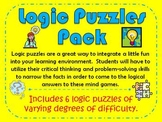 Logic Puzzles Pack