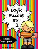 Logic Puzzles - Set 1